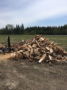 Maple and Beech Firewood for sale