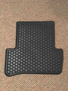 Mercedes Ml floormats.
