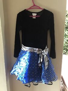 Beautiful Holiday Dress youth size 14