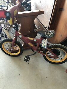 Kids Ironman bike