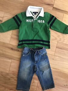 Tommy Hilfiger baby boy outfit