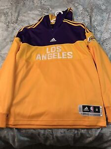 Los Angeles Lakers Training Jersey Sz Medium