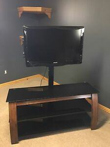 """32"""" LED TV with Stand!!"""