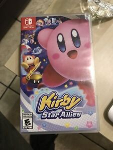Kirby Star Allies for Nintendo Switch - for sale or trade