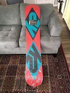 New K2 Standard 158cm Snowboard