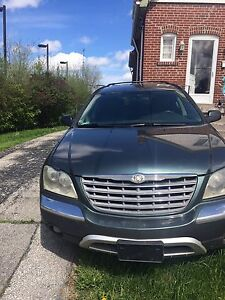 Selling my 2005 Chrysler Pacifica touring edition