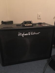 Hughes and kettner 2x12 cab