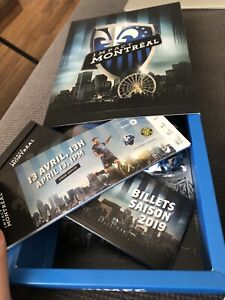 Impact de Montreal - 2 Billets de saison - 2 season tickets