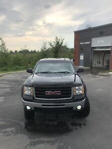 Pick Up GMC SIERRA 2009 lifté sa coche