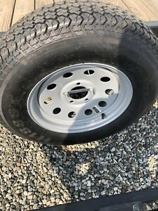 ST205/75D15 Trailer Spare Wheel