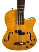 Greco SAC-100 , Hollow Body Bass, Natural, 1991, VERY RARE Brisbane City Brisbane North West Preview