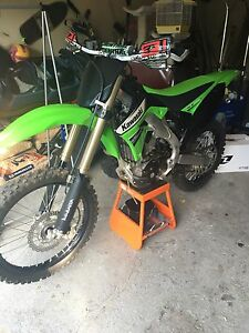 2011 KX250F With Extras *mint*