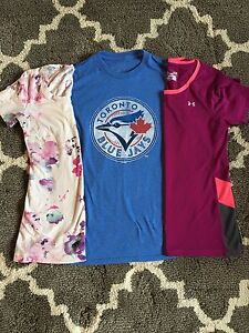 Lululemon, Blue Jays and Under Armour