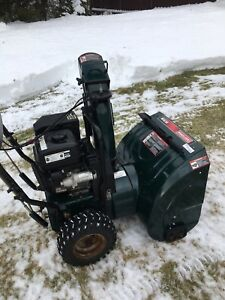 Craftsman 24 inch snowblower