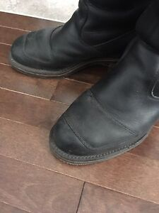 Motorcycle Rally Boots