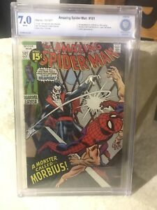 Amazing Spider-Man 101 CBCS graded comic