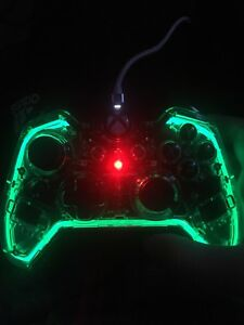 Manually Change Colours! Xbox one wired  afterglow Controller