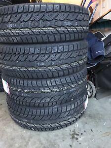 265/70/17 BRAND new studdable winter tires eskay $600 OBO