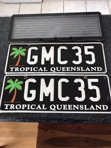 Personalised Plates - Qld Broadbeach Waters Gold Coast City Preview