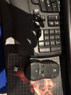 Logitech M510 keyboard and mouse for sell