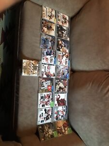 Ps3 with controllers and games