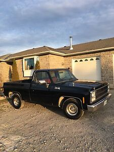 1980 GMC Sierra 2wd Short box