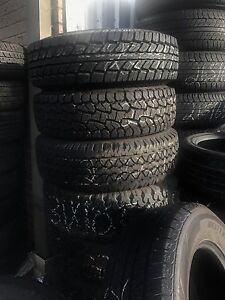 All-terrain Tyres, Price from Dandenong South Greater Dandenong Preview