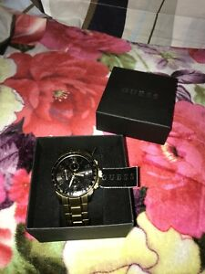Brand New Gold Guess Watch