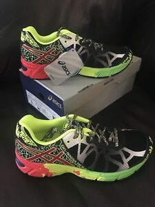Boys ASICS Gel-Noosa Tri 9 Running shoes size 6.5 youth big kids
