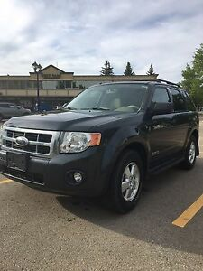 2008 Ford Escape 3.0L V6