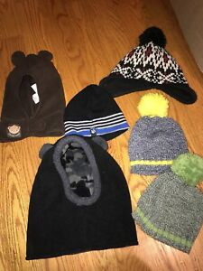 Boys winter hats