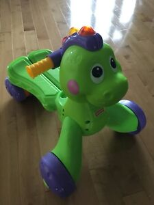 Marcheur dinosaure Fisher Price