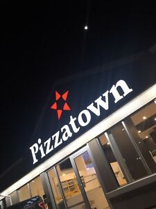Pizza driver. And prep cook  Pizzatown Sackville