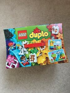 BNIB LEGO Duplo Creative Building Basket 110 Pieces