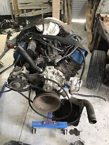 FORD ZJ ZK XD XE 302/351 power steering kit