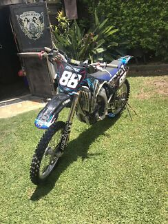 Yamaha YZ450F 2008 Runcorn Brisbane South West Preview