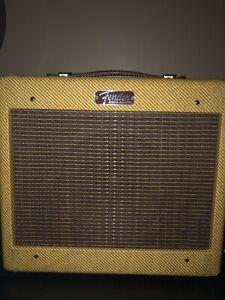 Fender 57 Tweed Champ Ri (Handwired)