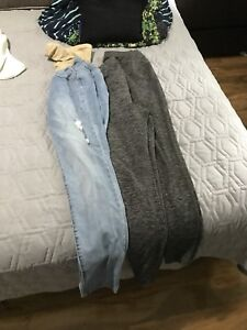 Maternity clothes xs-small.