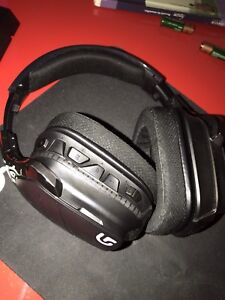Casque logitech Sans Fil Gaming