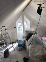 Taping,Drywall,Painting,Stucco removal
