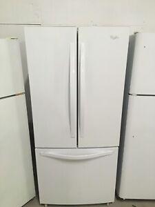1.5 year old whirlpool fridge