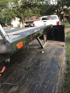 7ft STF Sled/Atv deck