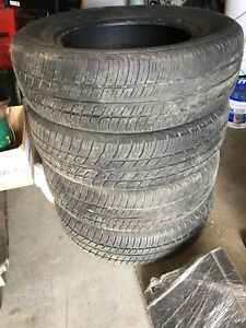 Summer tires 205 70 15 TOYO Excellent Condition