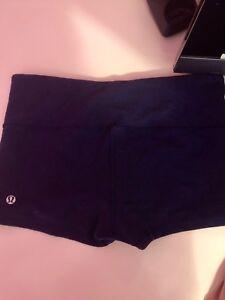 Lululemon shorts (size 4)