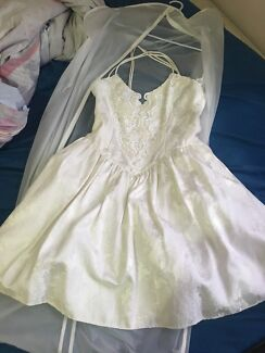 Vintage Gunne Sax Wedding dress