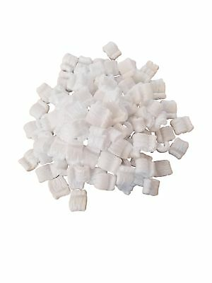 Packing Peanuts White EPS by MT Products - (Approximately 0.60 Cubic Feet)