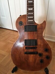 Gibson LesPaul Replica (project) new!