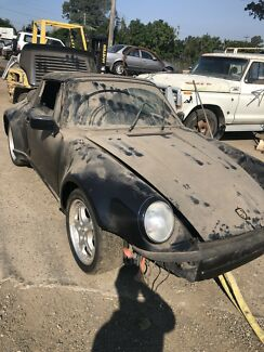 WANTED PORSCHE PROJECTS  Windsor Downs Hawkesbury Area Preview