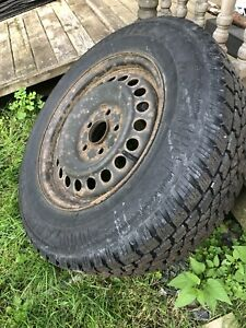 Winter tires 205/ 70 R 15 set of four