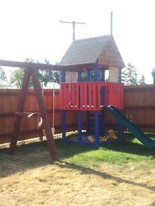 Children's playfort